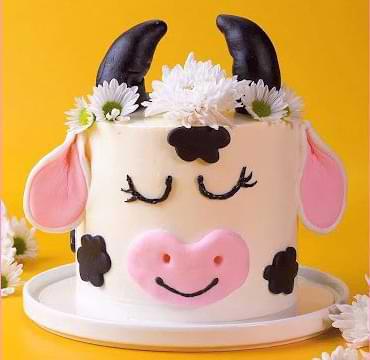 کیک-عید نوروز ۱۴۰۰