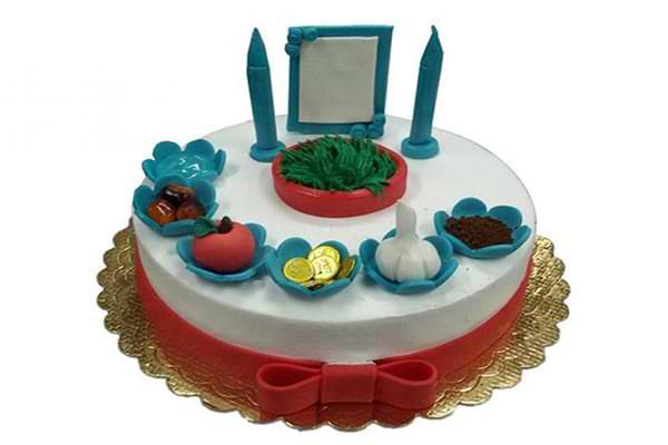 کیک عید نوروز ۱۴۰۰