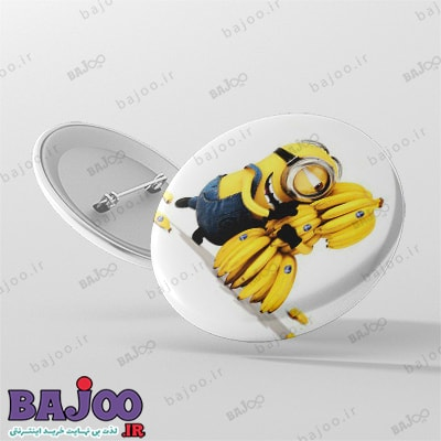 پیکسل banana minion