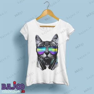 تیشرت گربه عینکی 1