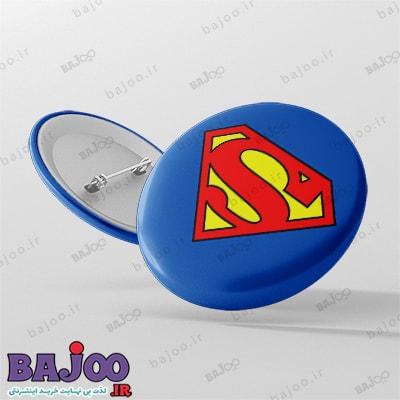 پیکسل super man