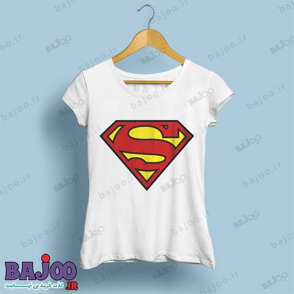 تیشرت superman